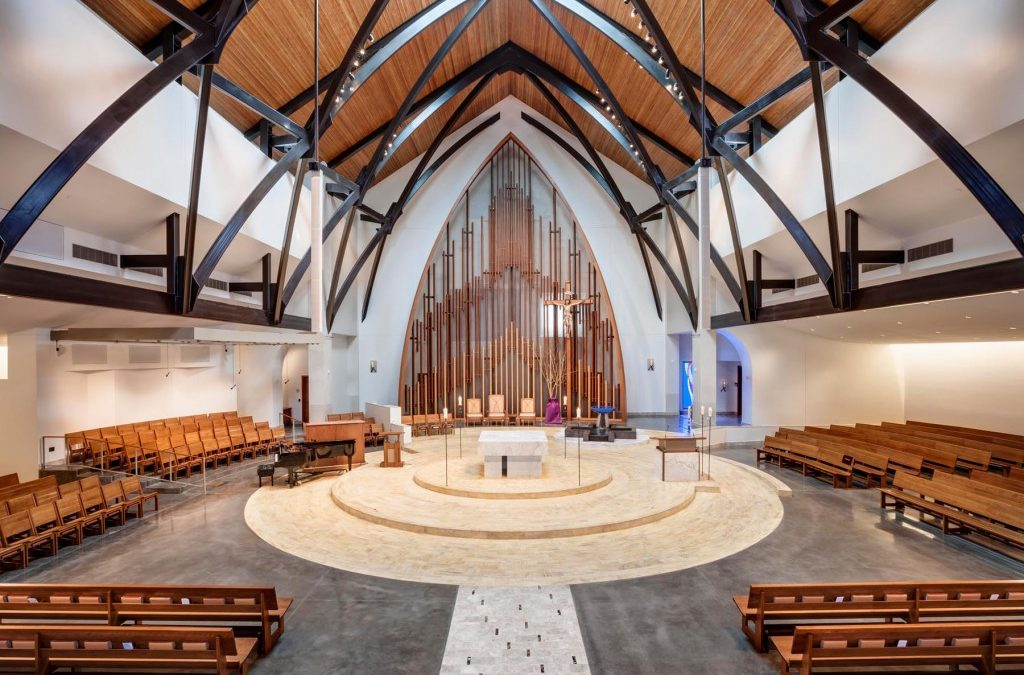 """""""Designing the Worship Space"""" by Robert Habiger"""
