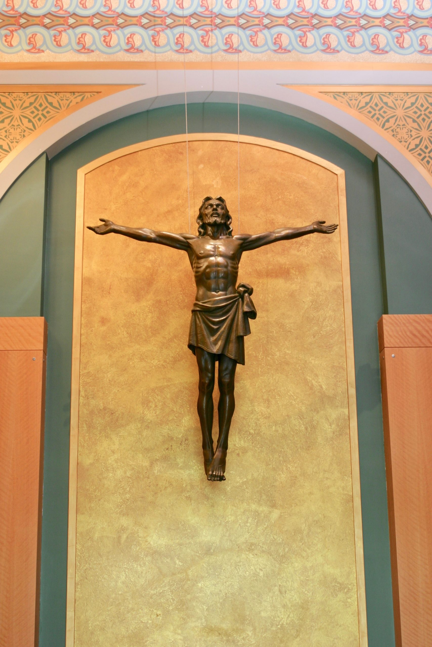 Christ Crucified, Christ Risen
