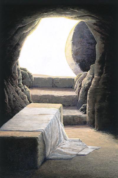 The Empty Tomb © 2008 SLS, Inc.