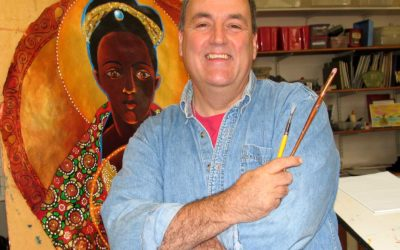 """March 17th 2020 ACLS Webinar: Brother Mickey McGrath speaking on """"Painting Walls and Building Bridges"""""""