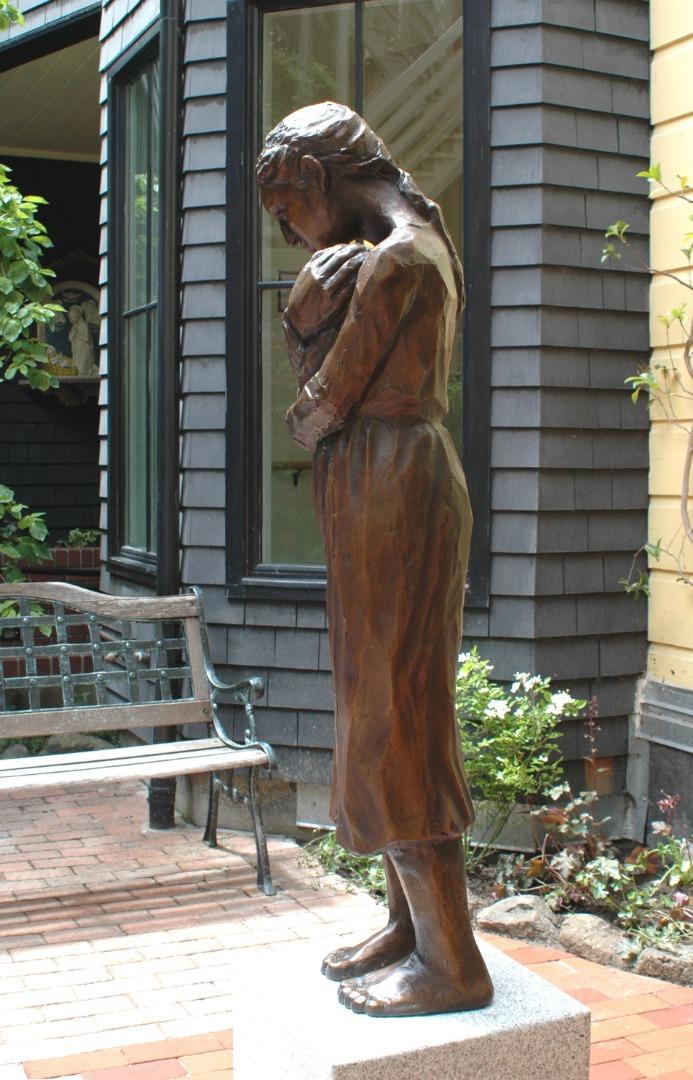 MARY at the Church of St Mary the Virgin, San Francisco, California